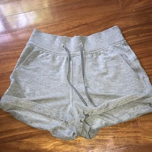 Lulu lemon sweatshorts